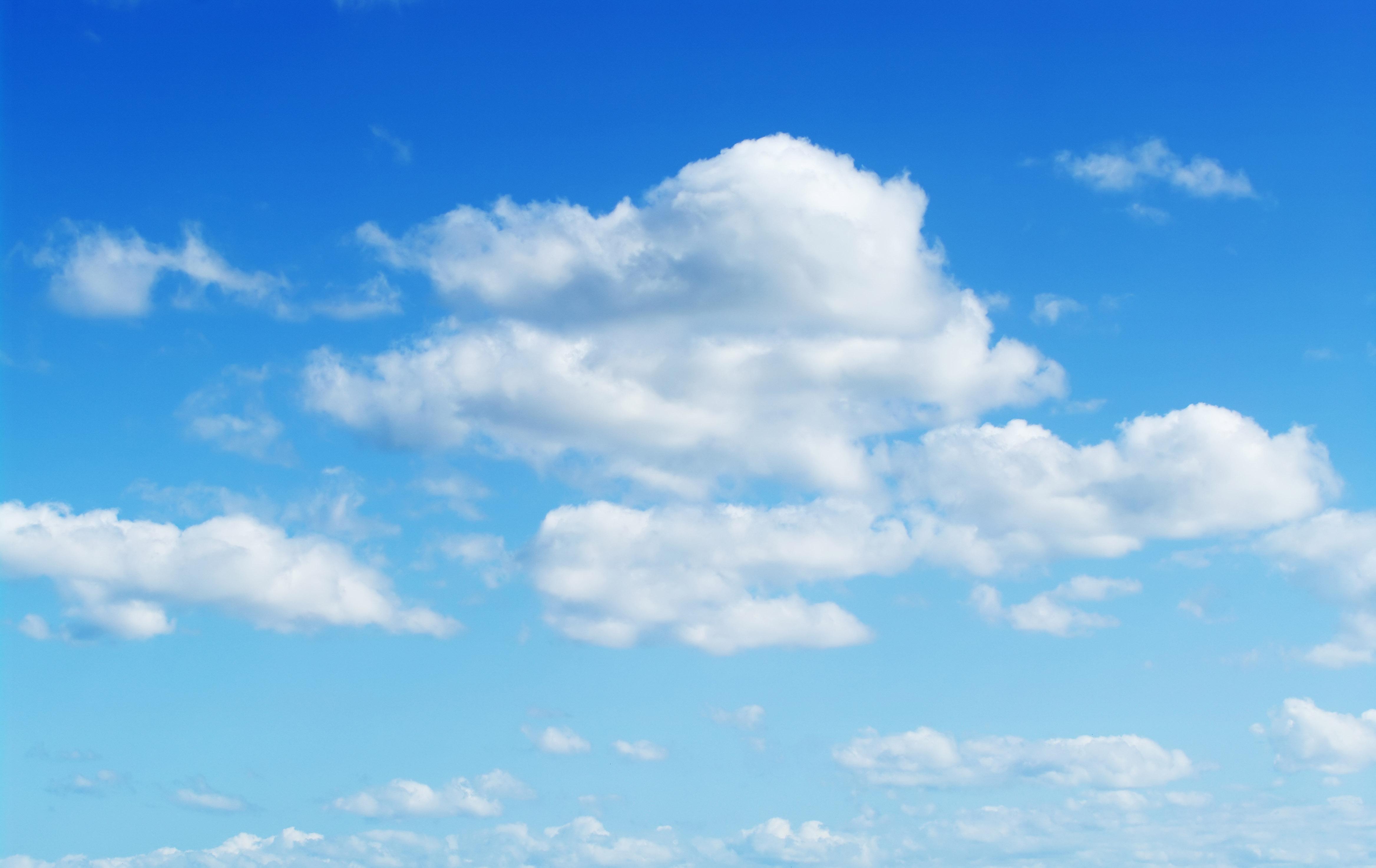 datos en la nube